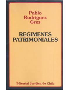REGIMENES PATRIMONIALES