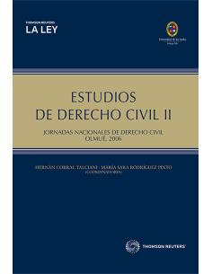 ESTUDIOS DE DERECHO CIVIL II - Jornadas Nacionales de Derecho Civil, Olmué 2006