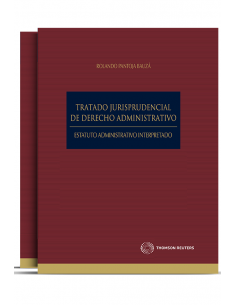 ESTATUTO ADMINISTRATIVO INTERPRETADO - 2 Tomos