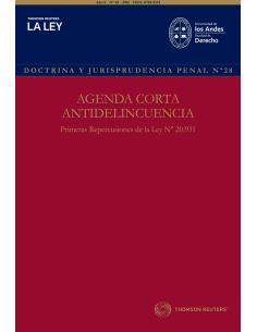 REVISTA DOCTRINA Y JURISPRUDENCIA PENAL N° 28 - AGENDA CORTA ANTIDELINCUENCIA