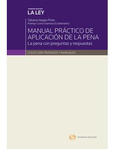 MANUAL PRÁCTICO DE APLICACIÓN DE LA PENA