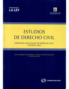 ESTUDIOS DE DERECHO CIVIL I - Jornadas Nacionales de Derecho Civil, Valdivia 2005
