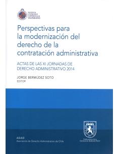 PERSPECTIVAS PARA LA MODERNIZACIÓN DEL DERECHO DE LA CONTRATACIÓN ADMINISTRATIVA