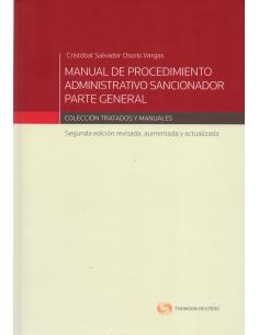 MANUAL DE PROCEDIMIENTO ADMINISTRATIVO SANCIONADOR - PARTE GENERAL