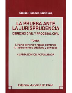 LA PRUEBA ANTE LA JURISPRUDENCIA - DERECHO CIVIL Y PROCESAL CIVIL