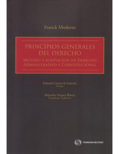 PRINCIPIOS GENERALES DEL DERECHO - Método y Aceptación en Derecho Administrativo y Constitucional