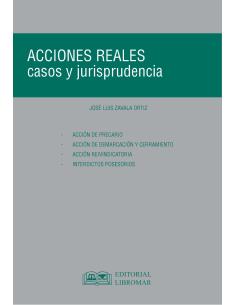 ACCIONES REALES - Casos y Jurisprudencia