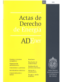 ACTAS DE DERECHO DE ENERGIA N° 5