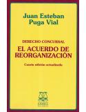 DERECHO CONCURSAL. EL ACUERDO DE REORGANIZACIÓN