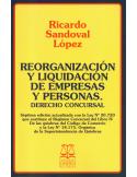 REORGANIZACIÓN Y LIQUIDACIÓN DE EMPRESAS Y PERSONAS