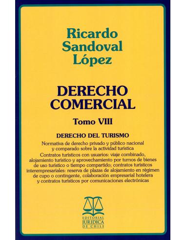 DERECHO COMERCIAL - TOMO VIII - Derecho del Turismo