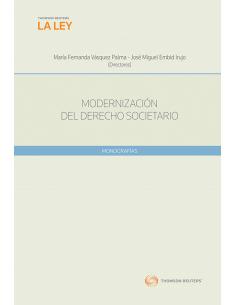 MODERNIZACIÓN DEL DERECHO SOCIETARIO