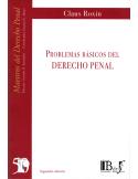 (50) PROBLEMAS BÁSICOS DEL DERECHO PENAL