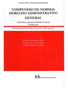 COMPENDIO DE NORMAS DERECHO ADMINISTRATIVO GENERAL