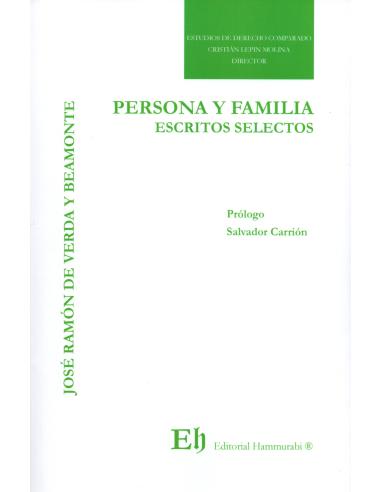 PERSONA Y FAMILIA - Escritos Selectos