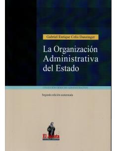 LA ORGANIZACIÓN ADMINISTRATIVA DEL ESTADO