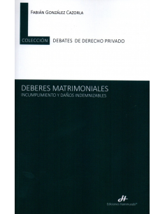 DEBERES MATRIMONIALES
