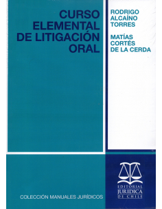 CURSO ELEMENTAL DE LITIGACIÓN ORAL