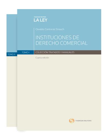 INSTITUCIONES DE DERECHO COMERCIAL - 2 Tomos