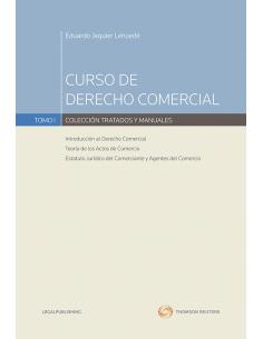 CURSO DE DERECHO COMERCIAL - TOMO I