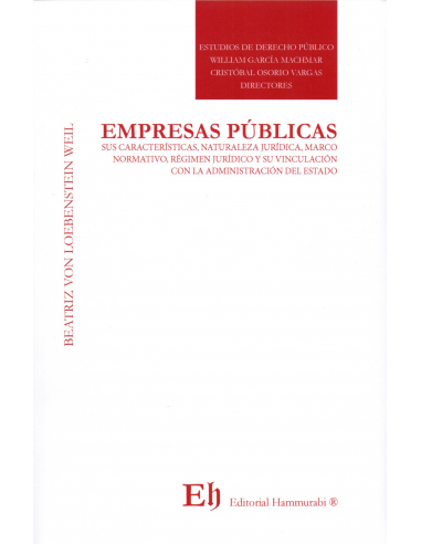 EMPRESAS PÚBLICAS - Sus Características, Naturaleza Jurídica, Marco Normativo, etc.