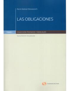 LAS OBLIGACIONES - 2 Tomos