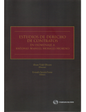 ESTUDIO DE DERECHO DE CONTRATOS - En Homenaje a Antonio Manuel Morales Moreno