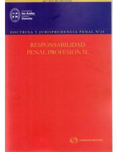 DOCTRINA Y JURISPRUDENCIA PENAL N° 35 - Responsabilidad Penal Profesional