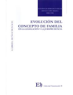 EVOLUCIÓN DEL CONCEPTO DE FAMILIA -  En la legislación y la jurisprudencia
