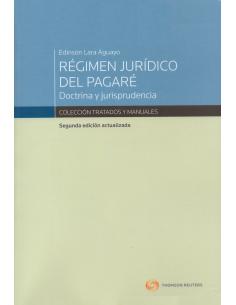 RÉGIMEN JURÍDICO DEL PAGARÉ - Doctrina y Jurisprudencia