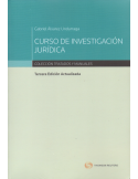 CURSO DE INVESTIGACIÓN JURÍDICA