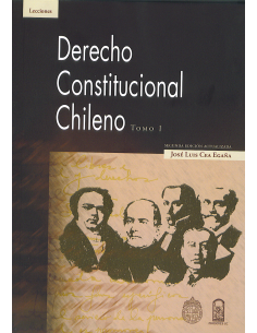 DERECHO CONSTITUCIONAL CHILENO - Obra Completa - 4 Tomos