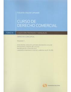 CURSO DE DERECHO COMERCIAL - TOMO III - VOLUMEN 1