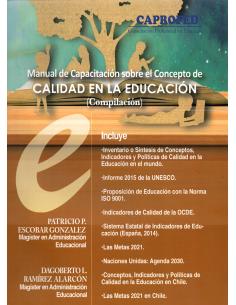 MANUAL DE CAPACITACIÓN SOBRE EL CONCEPTO DE CALIDAD EN EDUCACIÓN