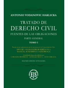 TRATADO DE DERECHO CIVIL- FUENTES DE LAS OBLIGACIONES - PARTE GENERAL - TOMO I