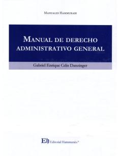 MANUAL DE DERECHO ADMINISTRATIVO GENERAL
