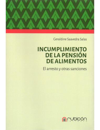 INCUMPLIMIENTO DE LA PENSIÓN DE ALIMENTOS
