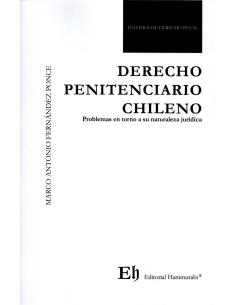 DERECHO PENITENCIARIO CHILENO - Problemas en torno a su naturaleza jurídica