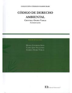 CÓDIGO DE DERECHO AMBIENTAL