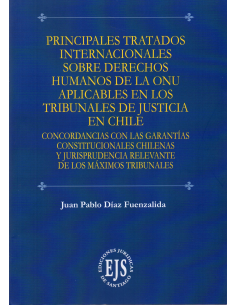 PRINCIPALES TRATADOS INTERNACIONALES SOBRE DERECHOS HUMANOS DE LA ONU APLICABLES EN LOS TRIBUNALES DE JUSTICIA EN CHILE
