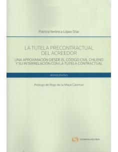 LA TUTELA PRECONTRACTUAL DEL ACREEDOR