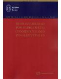DOCT Y JURISP PENAL N° 37 - RESPONSABILIDAD POR EL PRODUCTO. CONSIDERACIONES PENALES Y CIVILES