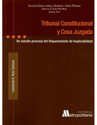 TRIBUNAL CONSTITUCIONAL Y COSA JUZGADA