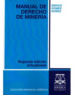 MANUAL DE DERECHO DE MINERÍA