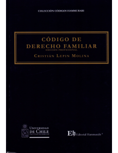 CÓDIGO DE DERECHO FAMILIAR
