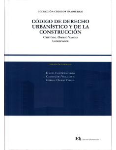 CÓDIGO DE DERECHO URBANÍSTICO Y DE LA CONSTRUCCIÓN