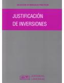 COLECCIÓN DE MANUALES PRÁCTICOS - JUSTIFICACIÓN DE INVERSIONES