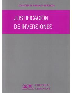 JUSTIFICACIÓN DE INVERSIONES