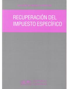 RECUPERACIÓN DEL IMPUESTO ESPECIFICO