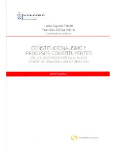 CONSTITUCIONALISMO Y PROCESOS CONSTITUYENTES - VOL. 2. UNA REVISIÓN CRÍTICA AL NUEVO CONSTITUCIONALISMO LATINOAMERICANO